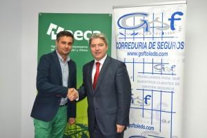 Convenio Asociación de Construcción Toledo