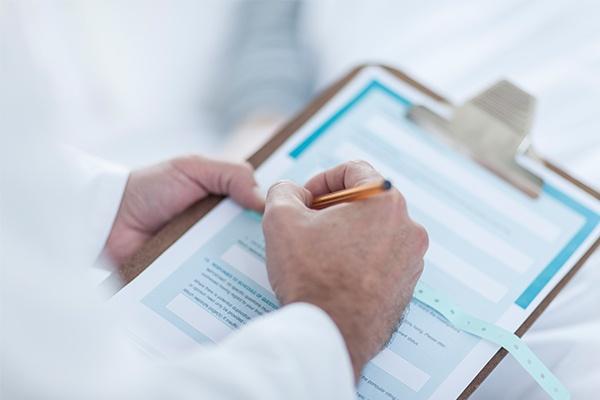 Pruebas médicas en las que se necesita autorización previa