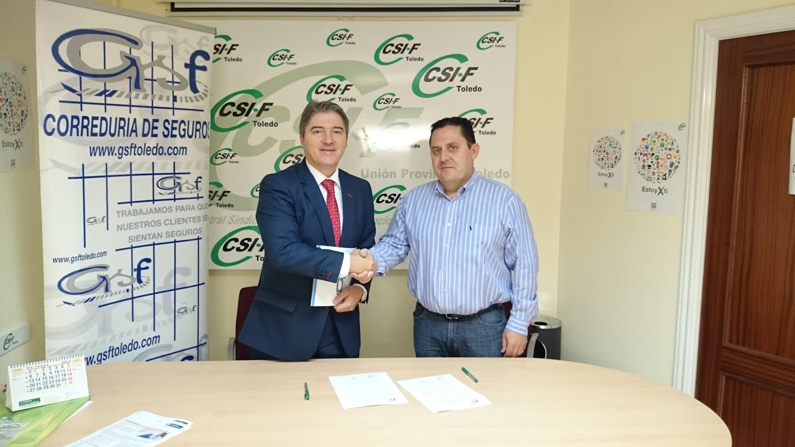 EL CSIF CONVENIA CONDICIONES ESPECIALES EN MATERIA DE SEGUROS PARA SUS AFILIADOS